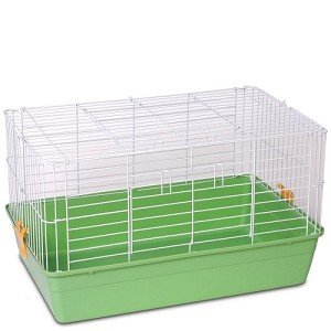 Prevue Hendryx Small Animal Tubby Cage Model 522