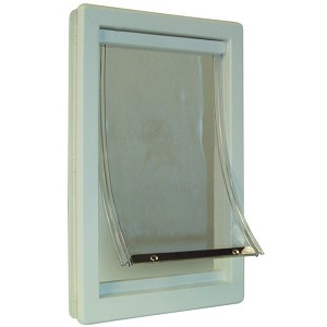 Ideal Pet Plastic Frame Pet Door