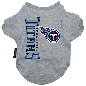 Tennessee Titans Dog Tee Shirt