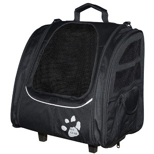 I-GO2 Traveler Pet Carrier in Black