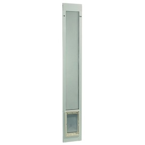 Ideal Pet Fast Fit Pet Patio Door For 93 3/4 to 96 1/2 Inch Doors
