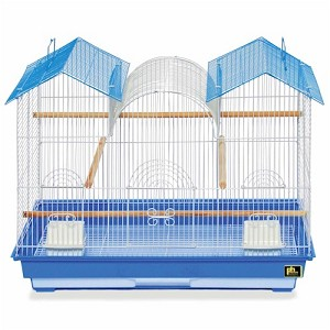 Parakeet Trible Roof Flight Cage
