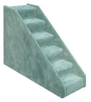 6 Step Tiny Dog Stairs
