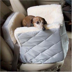 Small Snoozer Lookout I Dog Car Seat