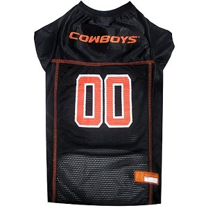 Oklahoma State Cowboys Dog Jersey