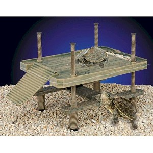 Reptology Large Turtle Pier by Penn Plax REP603