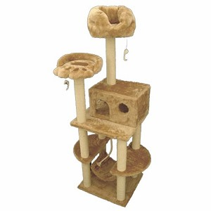 76 Inch Casita Cat Tree