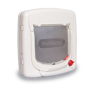 PetSafe 4 Way Locking Cat Flap Door