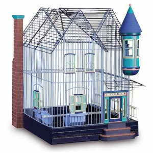 Featherstone Heights Victorian Style Bird Cage