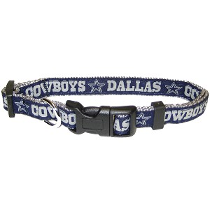Dallas Cowboys NFL Dog Collars