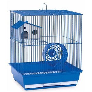 Two Story Small Animal Cage