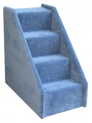 4 Step Mini Dog Stairs